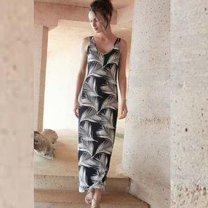 🆕 Karen Kane Side Slit Maxi Dress Size Small